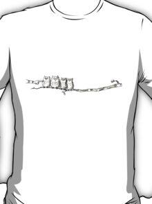Owl Poke t-shirt T-Shirt