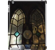 Stained Glass Window by Amber Feng Shui Art iPad Case/Skin