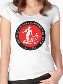 South Bondi Surfboard Riders Club Est. 1956 Women's Fitted Scoop T-Shirt