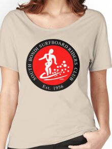 South Bondi Surfboard Riders Club Est. 1956 Women's Relaxed Fit T-Shirt