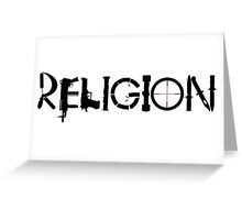 Religion Large Greeting Card