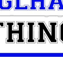 It's an ENGLHARD thing, you wouldn't understand !! Sticker