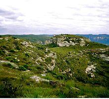 Mount Hay  by Richard  Willett
