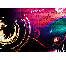 Illusionary Wall Photographic Print