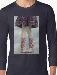 wellies Long Sleeve T-Shirt