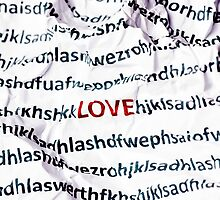 love letter by Joana Kruse