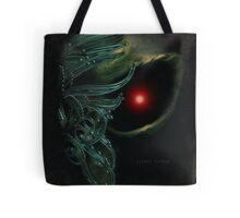 A Silent Scream Tote Bag