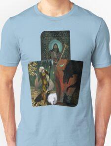 Solas Tarot Card Trilogy T-Shirt
