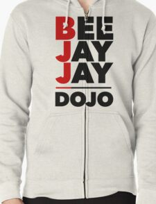 Beejayjaydojo - Original Zipped Hoodie