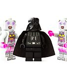 Vader's new ladies by William Rottenburg