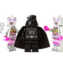 Vader's new ladies by William Rottenburg