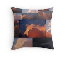 Painted Sky II... Throw Pillow
