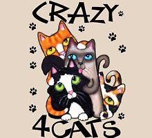 Crazy Cat Lovers T-Shirt T-Shirt