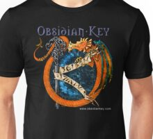 Obsidian Key - SLY Dragon - Progressive Rock Metal Music - Epic Style - (Branded) Unisex T-Shirt