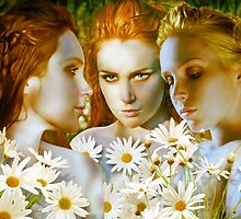 Charites: Spring by Ivy Izzard