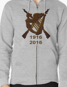 1916 Irish republic 2016  T-Shirt