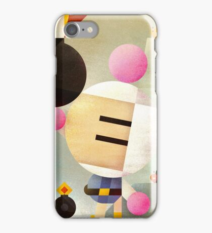 Bomberman remixed iPhone Case/Skin