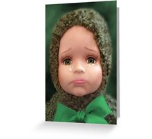 LONELY TEARDROPS...JUST SAY U WILL.SAY U WILL...PICTURE AND OR CARD Greeting Card