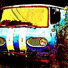Econoline Color by Harlan Mayor