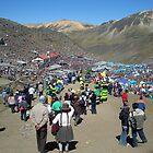 Qollyoritti fiesta in Ausangate mountain, Peru by mojgan