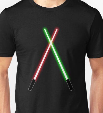 Lightsabers Unisex T-Shirt