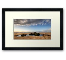and relax....... Framed Print