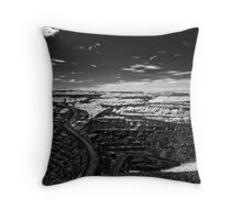 Infrared photography Throw Pillow
