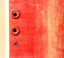 Whitstable Beach Abstract - UK580/27 - www.lizgarnett.com by Liz Garnett