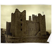 Bolton Castle, Yorkshire Dales National Park Poster