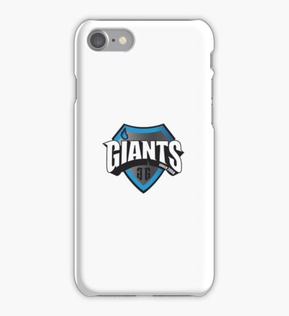 LCS Team Giants phone cover iPhone Case/Skin