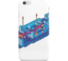 zaxxon iPhone Case/Skin