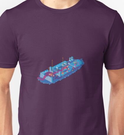 zaxxon Unisex T-Shirt