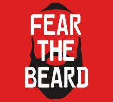 Baby Fear the Beard James Harden Shirt Kids Clothes