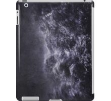 Sometimes... the trees are angry iPad Case/Skin