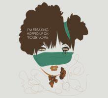 love high (tee) by dendoo