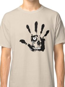 Skull hand Classic T-Shirt