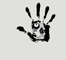 Skull hand Unisex T-Shirt