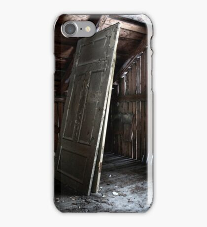 7.2.2015: Doors in the Attic iPhone Case/Skin