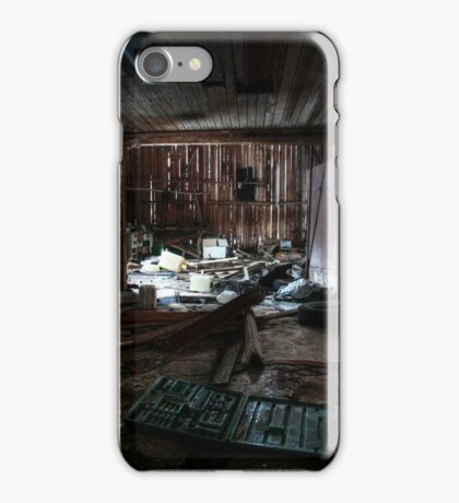 7.2.2015: Tools of Chaos iPhone Case/Skin
