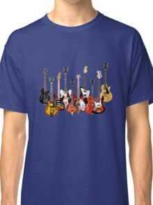 Electric Guitars Classic T-Shirt