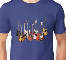 Electric Guitars Unisex T-Shirt