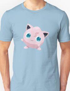 Jigglypuff Low Poly T-Shirt