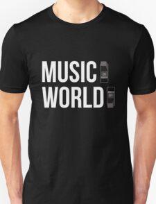 Music ON, World OFF T-Shirt