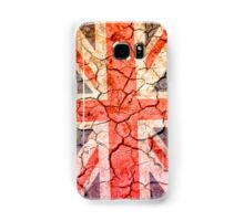 Cracking Up in the UK Samsung Galaxy Case/Skin