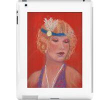 """Audrey"" iPad Case/Skin"