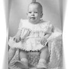 Me at 6 Months Old by Glenna Walker