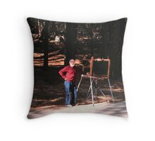 NOW THAT'S A CAMERA,YOSEMITE NP Throw Pillow