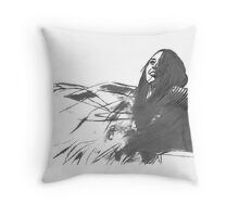 Sara Bareilles - The Blessed Unrest Throw Pillow