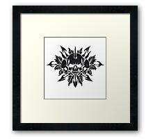 Skull 2 Framed Print
