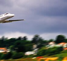 N53FP - Cessna Citation Bravo by jonnikray